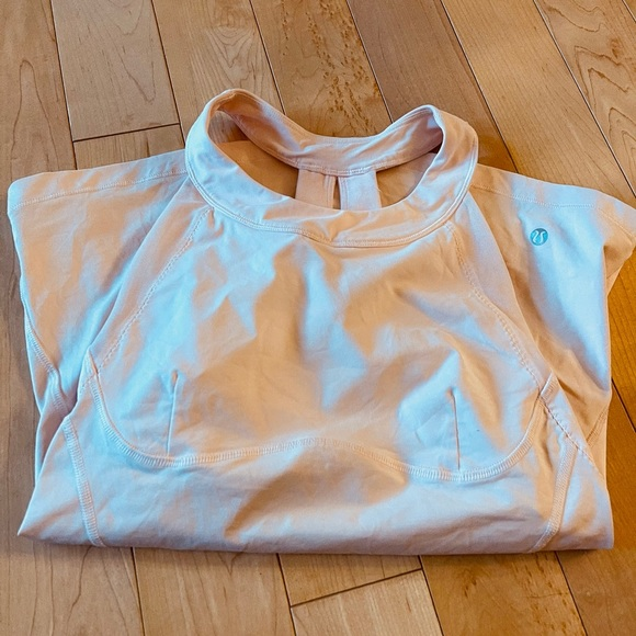 Lululemon Halter Tank Top with Built in Support